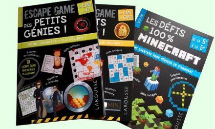 Escape games et défis Minecraft pour réviser en s'amusant (du CM1 à la 5ème) !