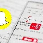 Comment résoudre tes équations mathématiques avec Snapchat ?