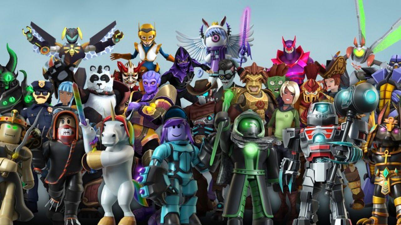 Roblox La Plateforme De Jeux Video Pour Les Enfants Est