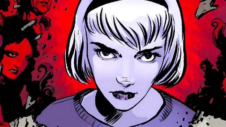 Sortie BD : «Les Nouvelles aventures de Sabrina» en version comics le 24 avril