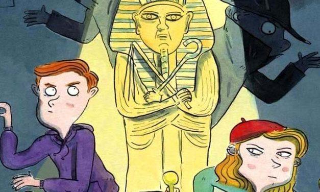 Super-espions (malgré nous) : un roman jeunesse d'espionnage à la mode anglaise