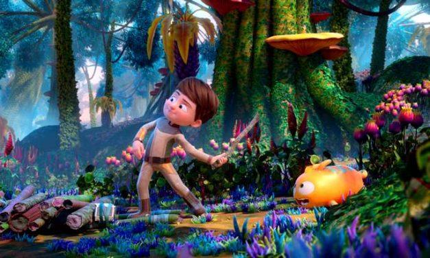 «Terra Willy, Planète inconnue» : un film d'animation SF le 3 avril