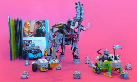 Des robots à la bibliothèque de la Cité des Sciences le samedi 11 mai