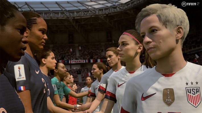 FIFA 19 WWC