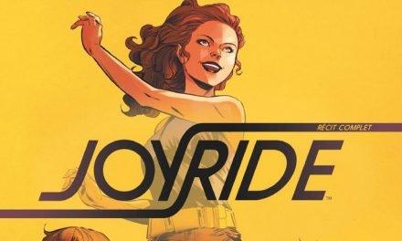 Sortie Comics : Joyride: Ignition, une balade spatiale épique