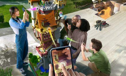 Minecraft Earth : le jeu mobile en réalité augmentée qui fait rêver
