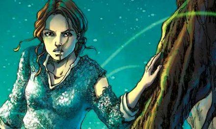 La BD du week-end #80 : Olwen, fille d'Arthur (T1) La Damoiselle Sauvage