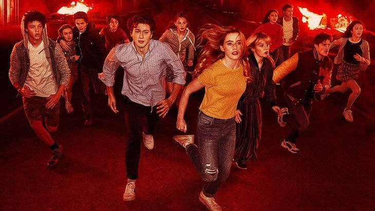 Que voir sur Netflix en mai ? The Society, The Rain, DC's Legends of Tomorrow…