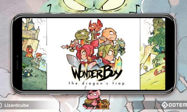 Wonder Boy : The Dragon's Trap : un jeu rétro à ne pas rater sur iOS et Android