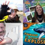 Apprendre avec YouTube #132 : Monsieur Phi, Marie Wild, Melvak, 12 Parsecs, Le Vortex…