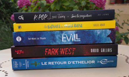 Que lire cet été ? 5 romans pour les ados