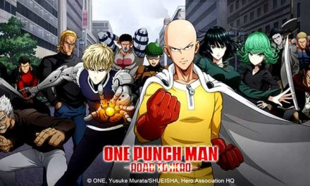 One Punch Man arrive dans un jeu mobile !