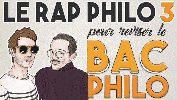 Bac de philo : un peu de rap pour terminer les révisions ?