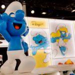 La Schtroumpf Expérience t'attend à Paris Expo jusqu'au 20 octobre