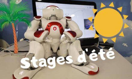 Vacances d'été : quels stages de code, robotique et électronique ?