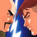 Sortie Manga : Versus Fighting Story (T3), un combat entre les anciens et les modernes…