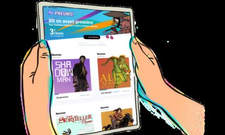 BD, Manga et Comics : «Preums!», un nouveau service de prépublication en ligne