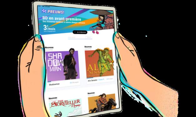 Confinement à la maison : BD, manga, comics, quelles solutions numériques ?