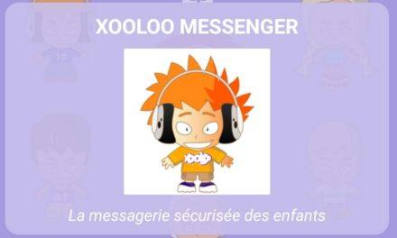 Xooloo Messenger : la messagerie instantanée pour les enfants de 8 à 13 ans