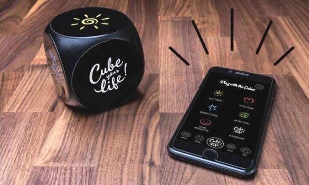Le Cube, un jeu connecté pour les vacances