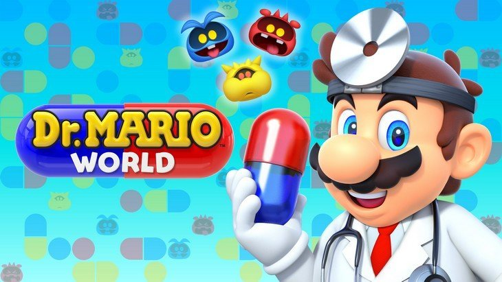 Dr. Mario World débarque sur iOS et Android.