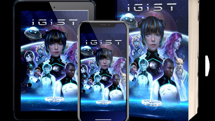 IGIST, un roman de science-fiction interactif et ludique