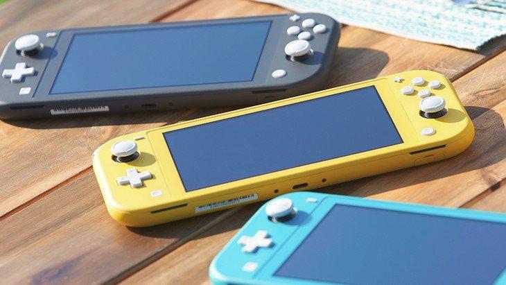 Nintendo Switch Lite révélée ! (disponible le 20 septembre pour 199 €)