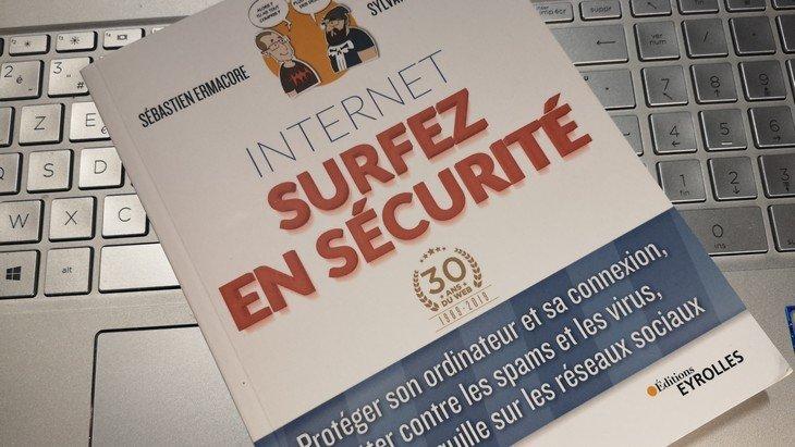 «Internet, surfez en sécurité», le guide pour protéger ton ordinateur et naviguer en toute sécurité