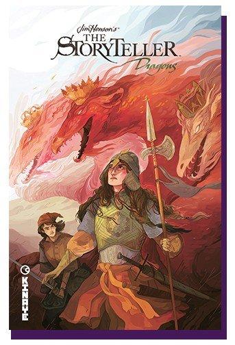 the storyteller dragons