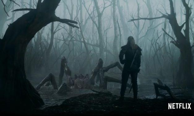Netflix dévoile le trailer de The Witcher, la série qui veut détrôner Game of Thrones