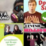 Apprendre avec YouTube #143 : Scienticfiz, Hugo Décrypte, Laurent Caccia, Hugo Lisoir