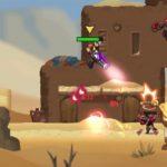 Jeu mobile du jour : Bombastic Brothers un jeu de plateforme rétro très réussi (Android, iOS)