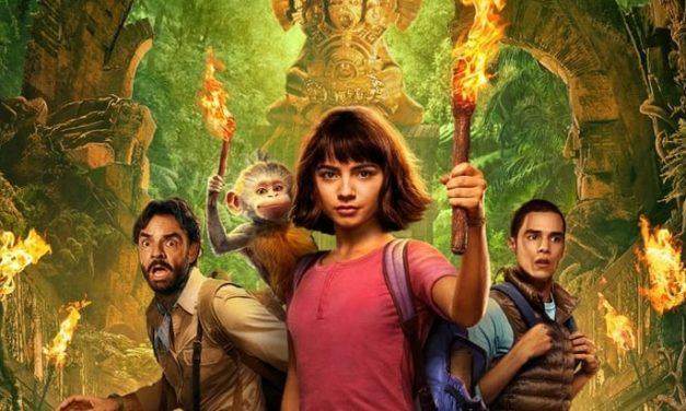 Sortie Cinéma : «Dora et la Cité perdue»