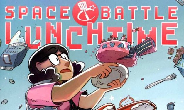 La BD du week-end #90 : Space Battle Lunchtime (T2), un comics pop et gourmand