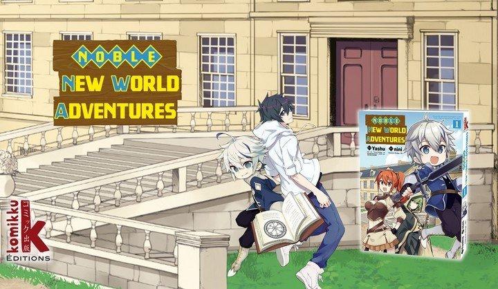 Noble New World Adventures