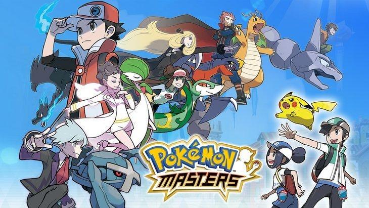 Pokémon Masters : le jeu mobile est disponible sur l'App Store et Google Play