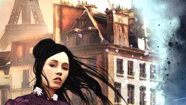 Sortie Roman : Les Secrets de Tharanis (T2 – La Voleuse de flux), magie et voyage dans le temps !