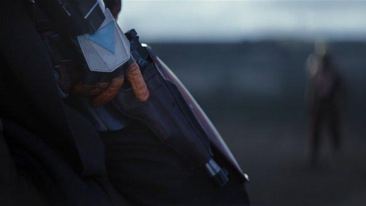 The Mandalorian : la série Star Wars se montre dans un trailer