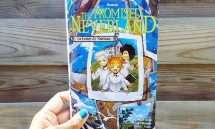 Sortie de «La Lettre de Norman», le roman de The Promised Neverland