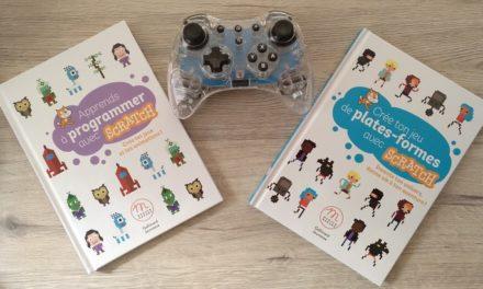 Apprends à programmer et à réaliser un jeu avec Scratch avec ces deux guides