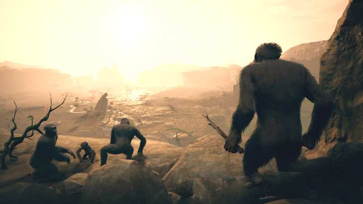Avec «Ancestors : The humankind Odyssey», les premiers pas de l'homme deviennent un jeu vidéo