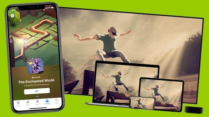 Arcade pour iPhone et iPad : toutes les infos sur la plateforme de jeux mobiles