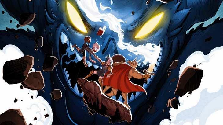 La BD du week-end #95 : L'Aventure fantastique (T2) «Le Saphyrisme»,