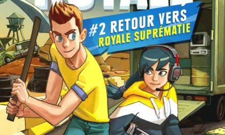 La lecture du jour #3 : Balade Royale (Retour vers royale suprématie), une fan fiction Fortnite