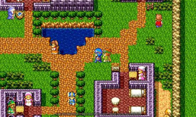 Les classiques de Dragon Quest arrivent sur Nintendo Switch le 27 septembre