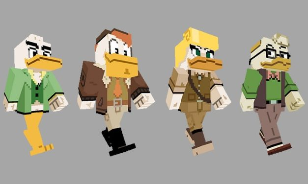Avec Minecraft Character Creator, tu peux créer des avatars personnalisés !