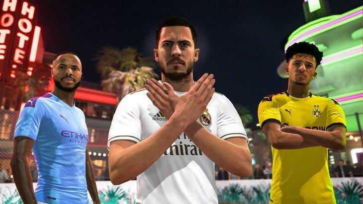 Télécharger la démo de FIFA 20, c'est possible sur PlayStation, Xbox et PC !