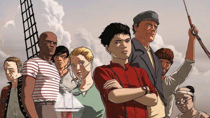 La BD du week-end #94 : John Blake, une aventure fantastique signée Philip Pullman