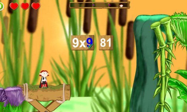 Mathemagics Quest, un jeu d'aventure sur mobile pour réviser tes tables de multiplication
