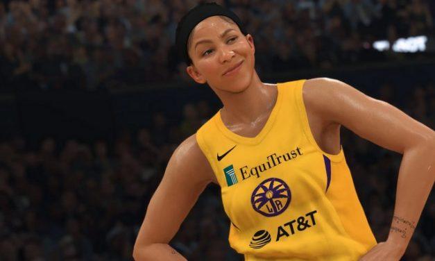 NBA 2K20 disponible sur PC, PS4 , Xbox ONE et Switch avec enfin la NBA féminine